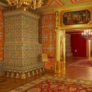 Выставка «Печные изразцы Дворца царя Алексея Михайловича» фотографии