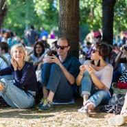 Открытие летнего сезона в парках Москвы 2018 фотографии