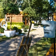 Фестиваль «Сады и люди на ВДНХ» 2018 фотографии