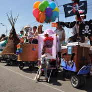 Парад колясок 2015 фотографии