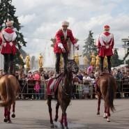 Выступления Кремлевской школы верховой езды 2017 фотографии