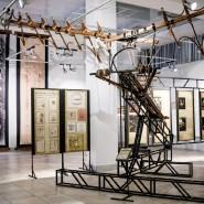 Выставка Леонардо да Винчи «Ожившие изобретения» фотографии
