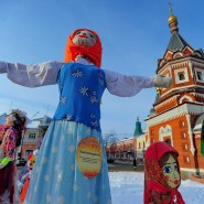 Масленица 2015 в Москве фотографии