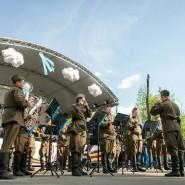 Фестиваль военных оркестров «Духовые сезоны» 2016 фотографии