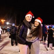 Старый Новый год в парке «Сокольники» 2018 фотографии