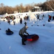 Город зимних забав «SnowGRAD» фотографии