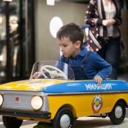 Лето в Музее автомобильных историй фотографии