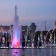 Открытие сезона фонтанов в Москве 2016 фотографии