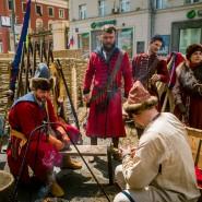Пограничная битва XVII века в музее-заповеднике «Коломенское» 2017 фотографии