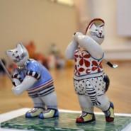 Выставка «Не все коту масленица» фотографии