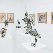 Выставка «Хлам» фотографии