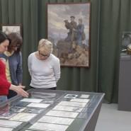 Выставка «1944-1945. В штабах Победы» фотографии