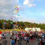 День города в Измайловском парке 2015 фотографии