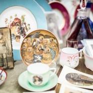 Антикварный маркет «Лето в Музее Москвы» 2019 фотографии