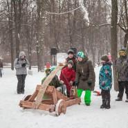 «Фестиваль крепостей» в парке «Сокольники» 2018 фотографии