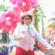 День мороженого в ГУМе 2017 фотографии