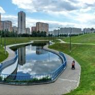 Дюссельдорфский парк фотографии