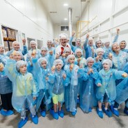 Экскурсия на фабрику мороженого «Чистая линия» фотографии