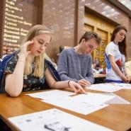 Акция «Диктант Победы» в Москве 2020 фотографии