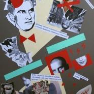 Экскурсия по выставке и мастер-класс по созданию коллажей «Маяковский и мода» фотографии