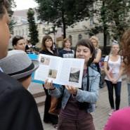 Пешеходные экскурсии «Маяковский  меж двух миров» фотографии