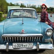 Выставка ретро-автомобилей в Измайловском парке 2016 фотографии