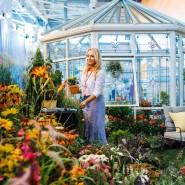 Международная выставка «Цветы/Flowers — 2017» фотографии