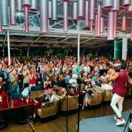 Концерт «Зажигательная Латина на крыше 3.0» фотографии