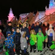 Масленица в «Ледовой Москве» на Поклонной горе 2017 фотографии