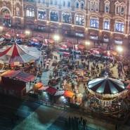 ГУМ-Ярмарка на Красной площади 2018/19 фотографии