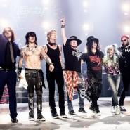 Концерт Guns N' Roses 2018 фотографии