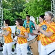 Бразильский карнавал в Измайловском парке 2019 фотографии