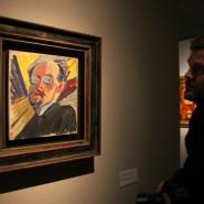 Выставка «Непарадный портрет. Искусство XX века» фотографии