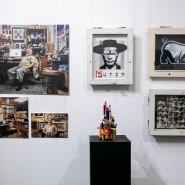 Выставка «Художник и его мастерская» фотографии