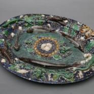 Выставка «Эпоха. Стиль. Имя. Керамика, фарфор, стекло Франции» фотографии