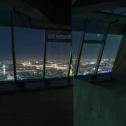 Салют в День города с высоты птичьего полета 2016 фотографии