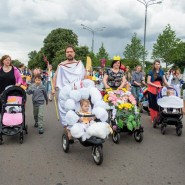 Парад колясок 2017 фотографии