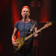 Концерт Sting 2020 фотографии