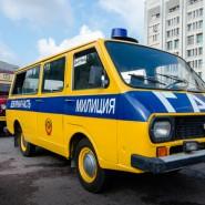 Московский парад городской техники 2016 фотографии