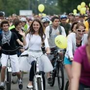 Московский велопарад 2016 фотографии