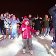 «Зимний праздник жизни» на катке ВДНХ 2020 фотографии