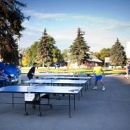 Кубок мэра по пинг-понгу фотографии