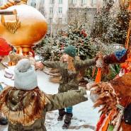 Фестиваль «Московская Масленица» 2020 фотографии