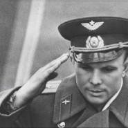 Выставка «Юрий Гагарин: «Я простой советский человек» фотографии