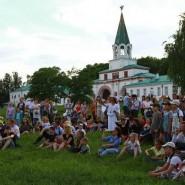 День Петра Великого в Коломенском 2019 фотографии