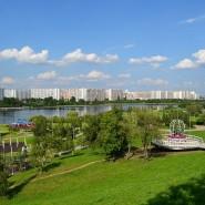 Братеевский каскадный парк фотографии