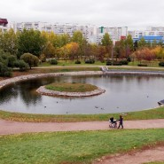 Братиславский парк фотографии