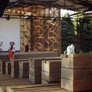 Фестиваль кино под открытым небом «Summer Times» фотографии