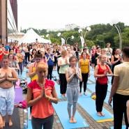 Международный день йоги 2016 фотографии