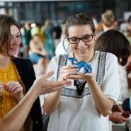 Большая мартовская ярмарка подарков ручной работы ArtFlection фотографии